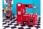 Vintage konyha Piros - Kidkraft