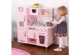 Vintage konyha Rózsaszín - Kidkraft