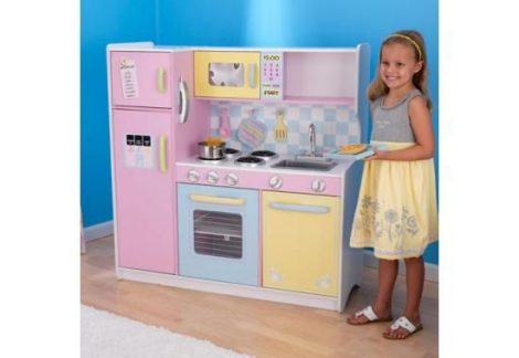 Nagy Pasztel konyha, Kidkraft