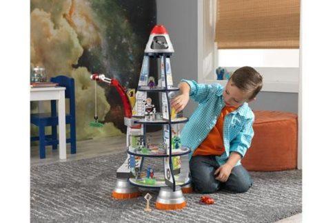 űrrakéta játékszett, kidkraft