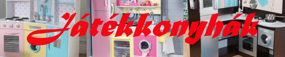 Játékkonyhák - Kidkraft játékok